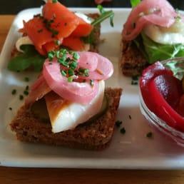Broder Cafe Portland Menu