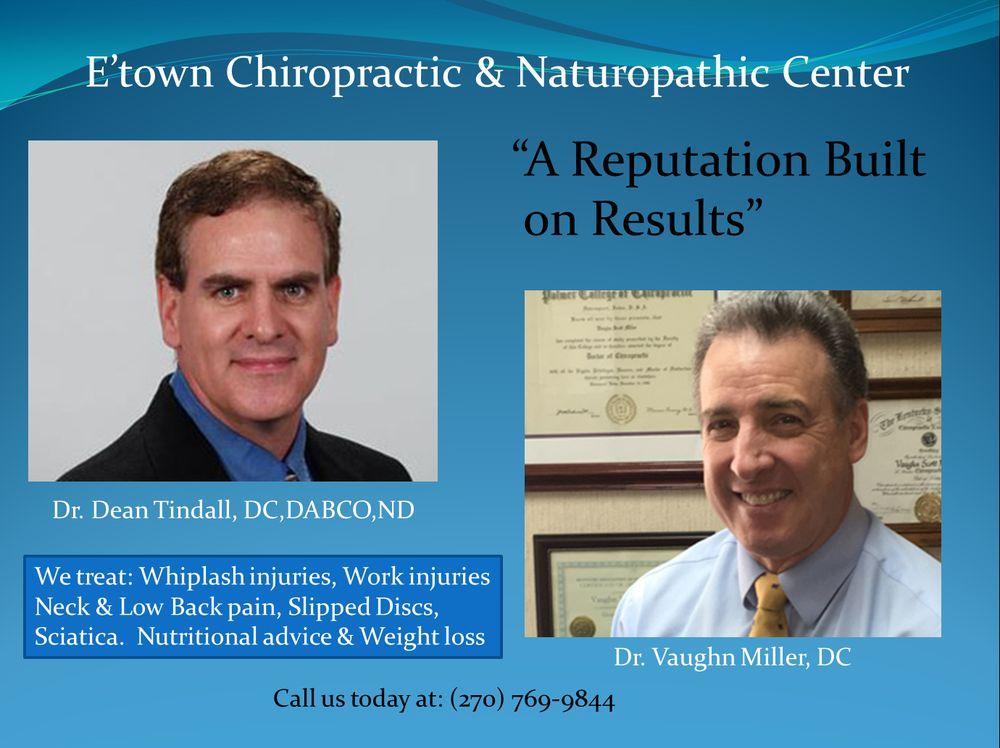 E'Town Chiropractic & Naturopathic