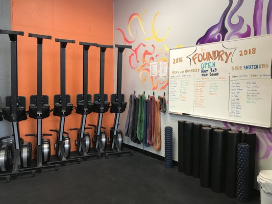 The Foundry - Union Station CrossFit 125 S Jefferson St