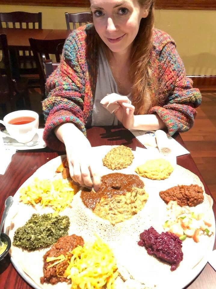 Lucy Ethiopian Restaurant - Bethesda: 4865 Cordell Ave, Bethesda, MD