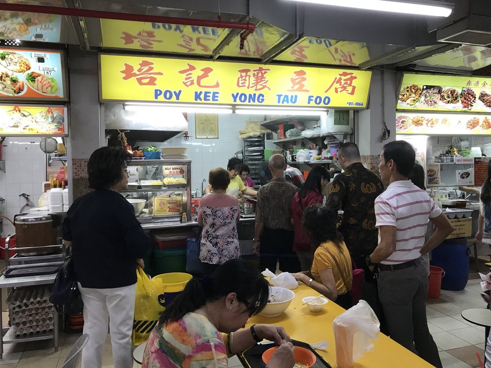 Poy Kee Yong Tau Foo Singapore