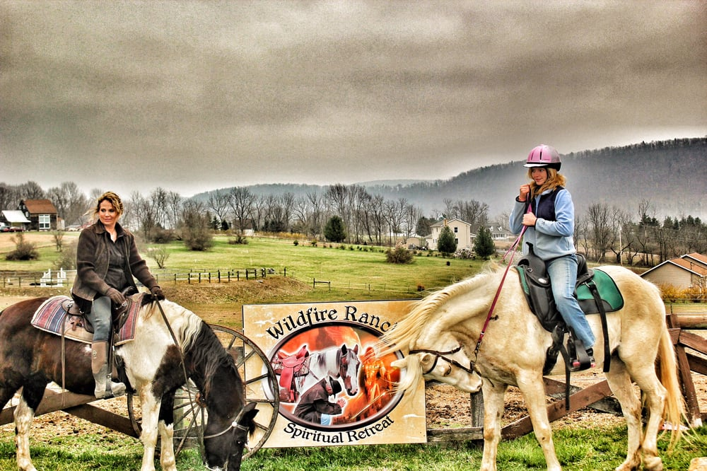 Wildfire Ranch Spiritual Retreat: 332 Harter Rd, Spring Mills, PA