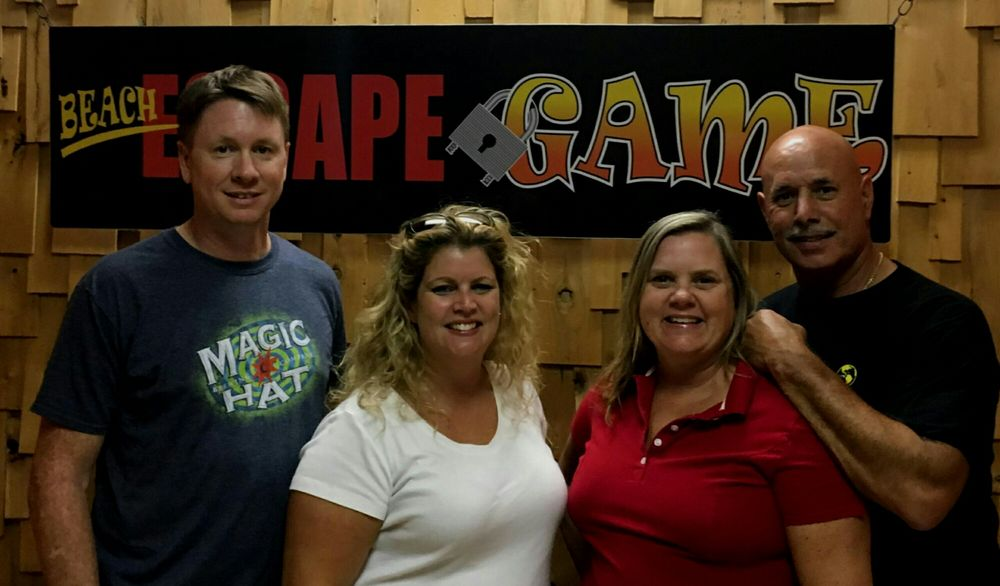 Beach Escape Game: 7340 Gulf Blvd, Saint Pete Beach, FL