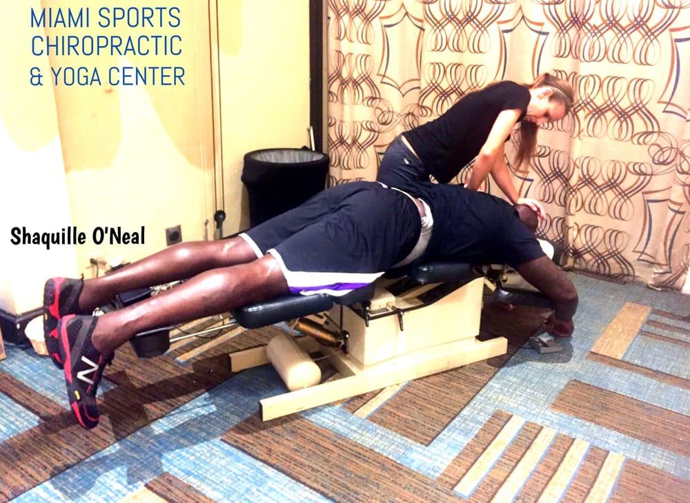 Miami Sports Chiropractic & Yoga Center