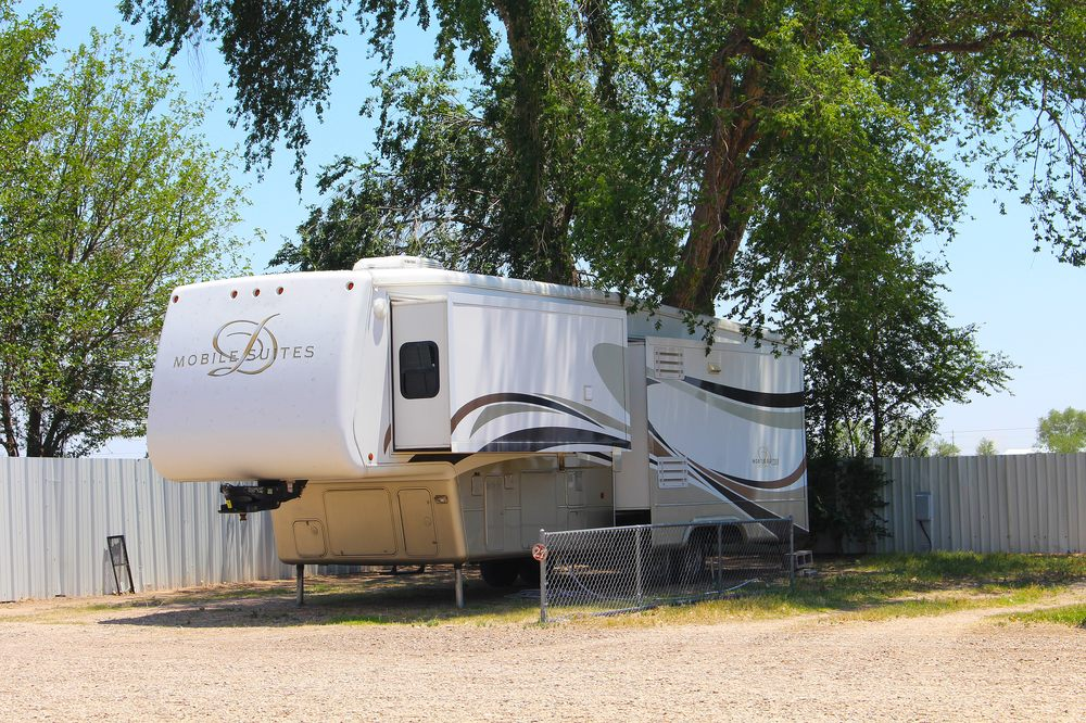 Trailer Village RV Park: 1706 E 2nd St, Roswell, NM
