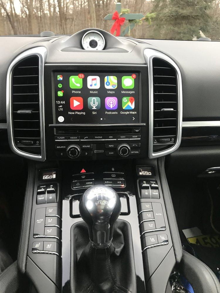 Perzan Auto Radio: 6409 Market St, Upper Darby, PA