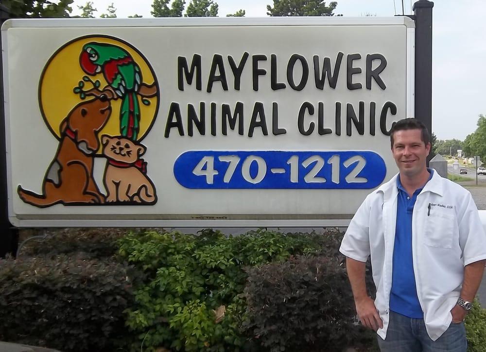 Mayflower Animal Clinic: 655 Highway 365, Mayflower, AR