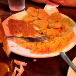 Photo Of Hacienda Restaurant Grand Prairie Tx United States Nuggets With Rice