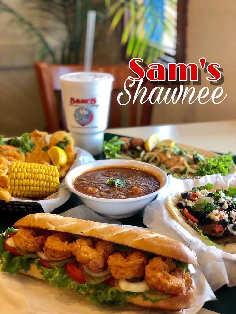 Sam' Southern Eatery: 1718 N Harrison St, Shawnee, OK