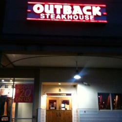 Photo Of Outback Steakhouse Medford Ma United States From The Parking Lot