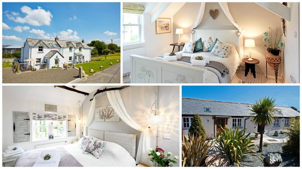 Brilliant Luxury Cornwall Holiday Cottages Ferienunterkunfte The Home Interior And Landscaping Ologienasavecom