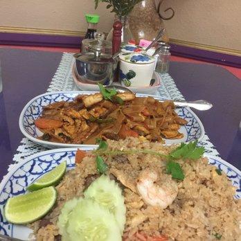 Thai air cuisine 142 photos 204 reviews thai 721 for Air thai cuisine