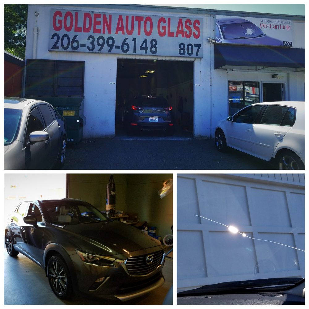 Golden Auto Glass