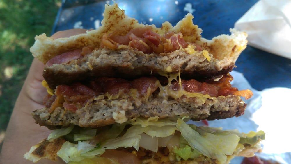 Crown Burger: Highway 158, Ballinger, TX