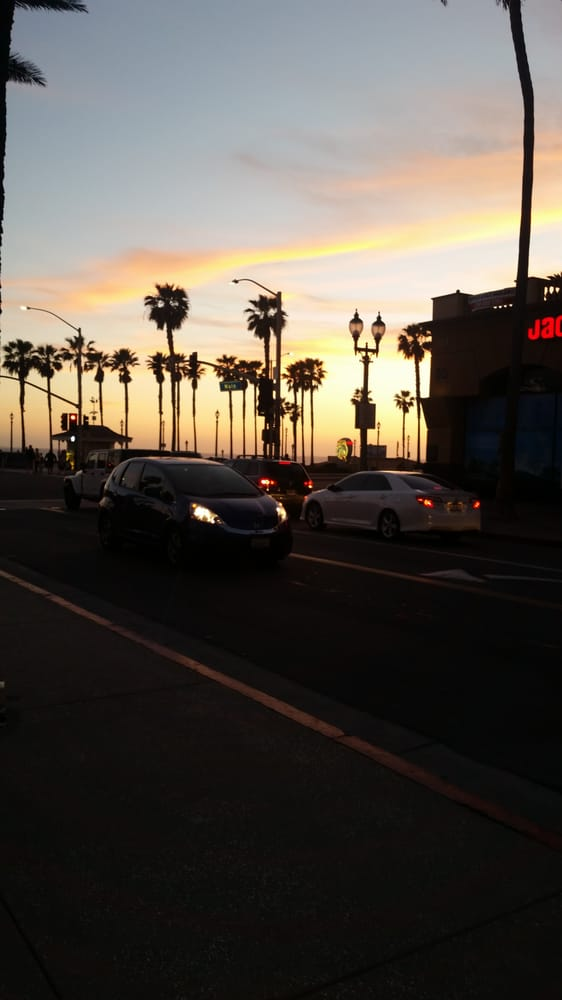 Downtown HB