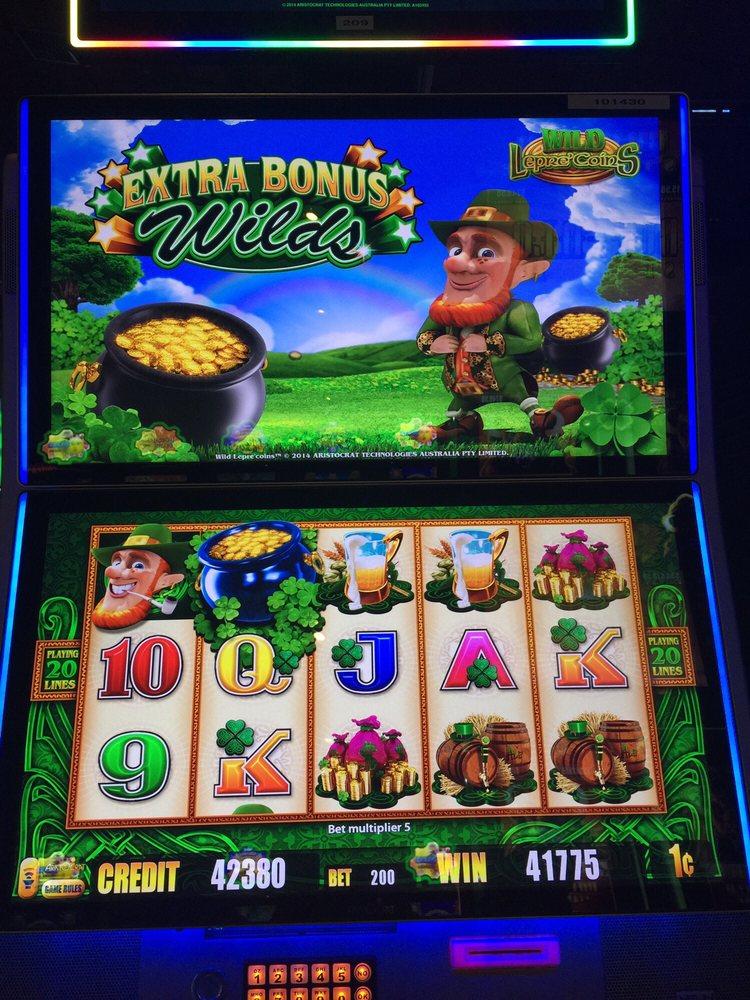 Casino pinetop 10