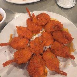 Photo Of Denny S Lennies Restaurant Halifax Pa United States Buffalo Shrimp Were
