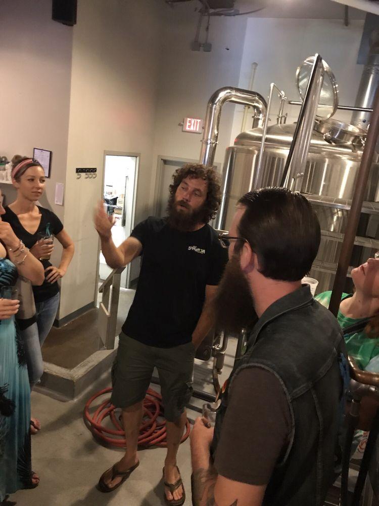 Fred Vegas Brew Tours: Fredericksburg, VA