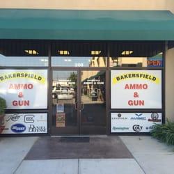 Bakersfield Ammo Gun Sales Guns Ammo 4208 Rosedale Hwy