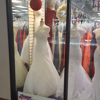 Sugar 926 Fulton Mall Fresno CA Bridal Shops