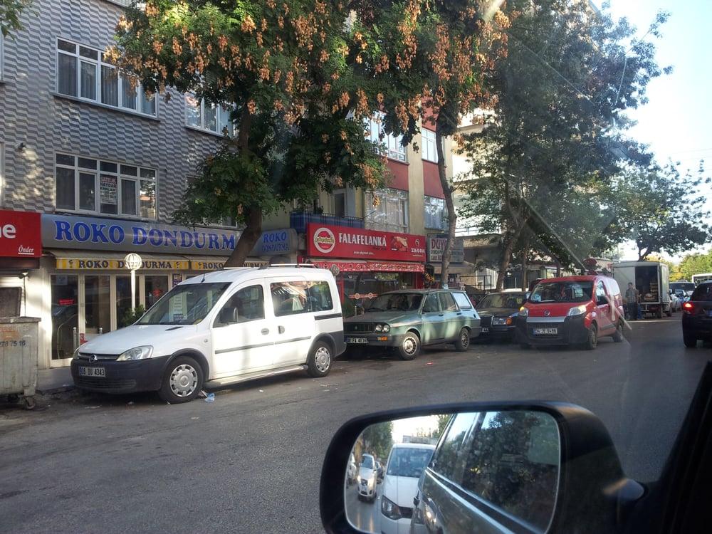 Falafelanka: Demetevler 1. Cd.  No:127 /C, Ankara, 06