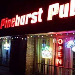 Original Pinehurst Pub logo