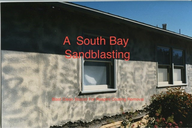 A South Bay Sandblasting: 1177 Branham Ln, San Jose, CA