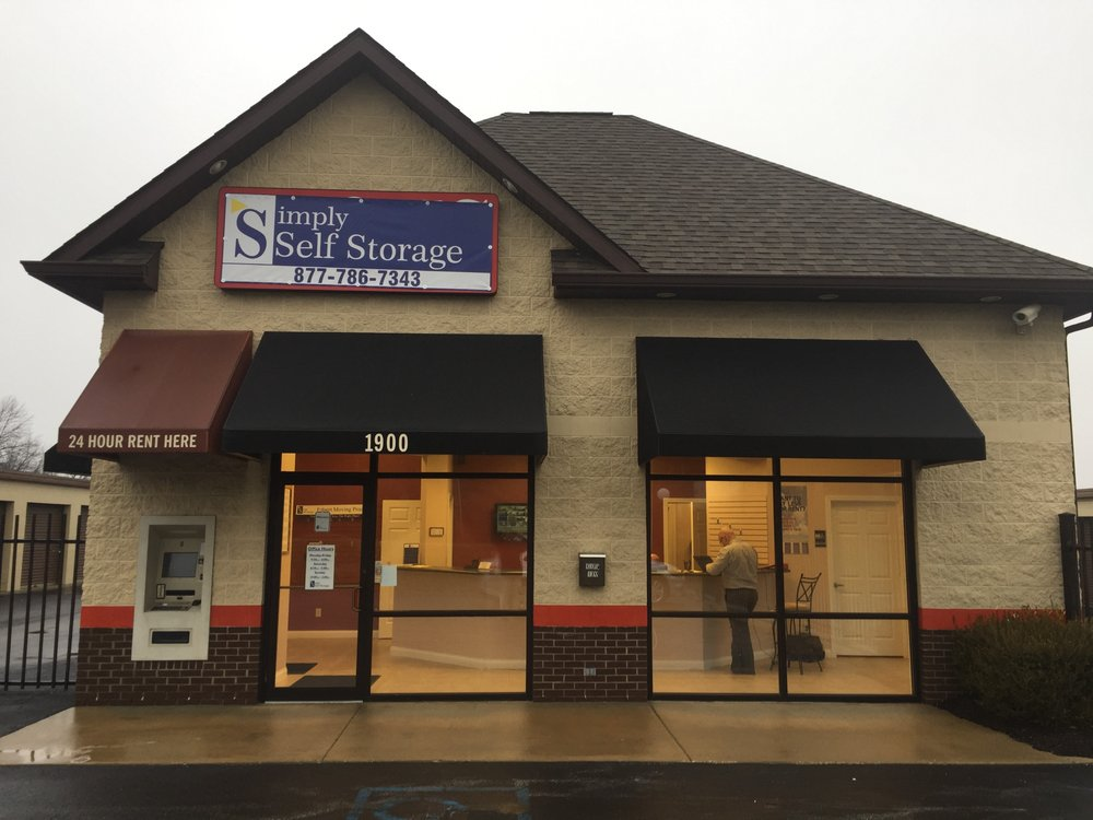 Simply Self Storage  West Lafayette  Self Storage \u0026 Storage Units  1900 Sagamore W, West