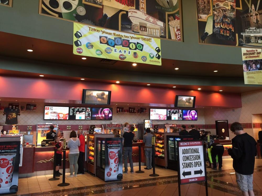 Cinemark Tulsa IMAX
