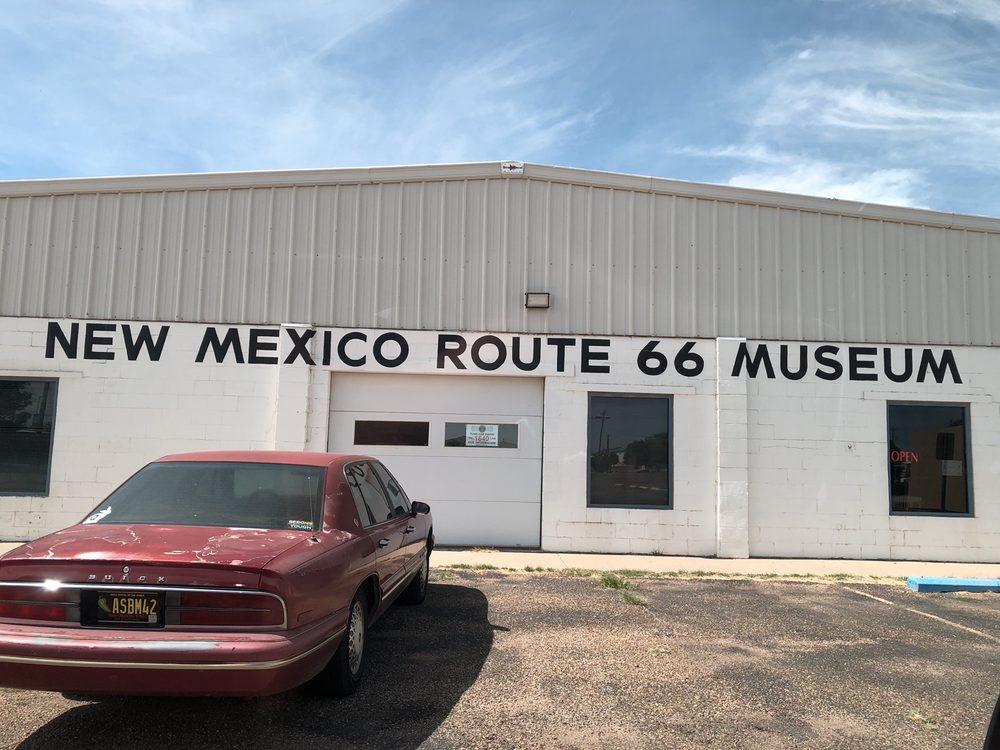 New Mexico Route 66 Museum: Tucumcari, NM
