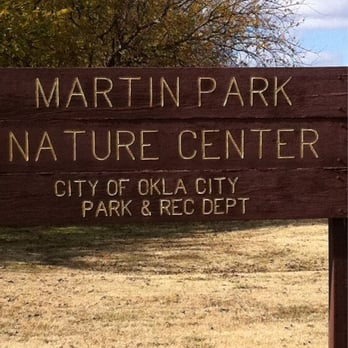 Martin Park Nature Center Oklahoma City Ok