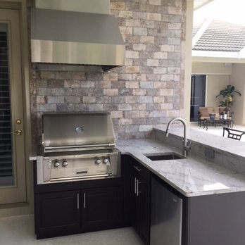 Photo of Soleic Outdoor Kitchens - T&a FL United States & Soleic Outdoor Kitchens - 48 Photos - Cabinetry - 3605 Henderson ...