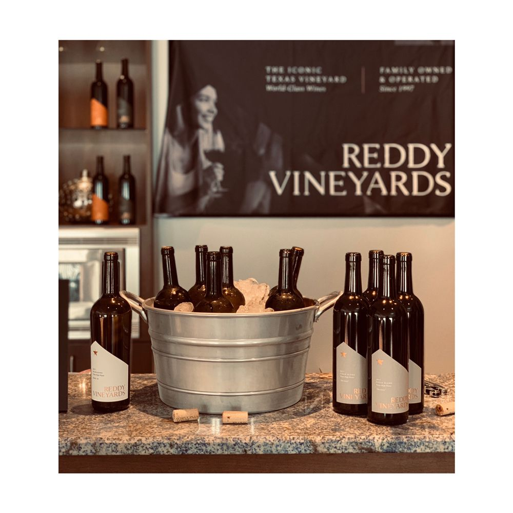 Reddy Vineyards: 2127 US-380, Brownfield, TX