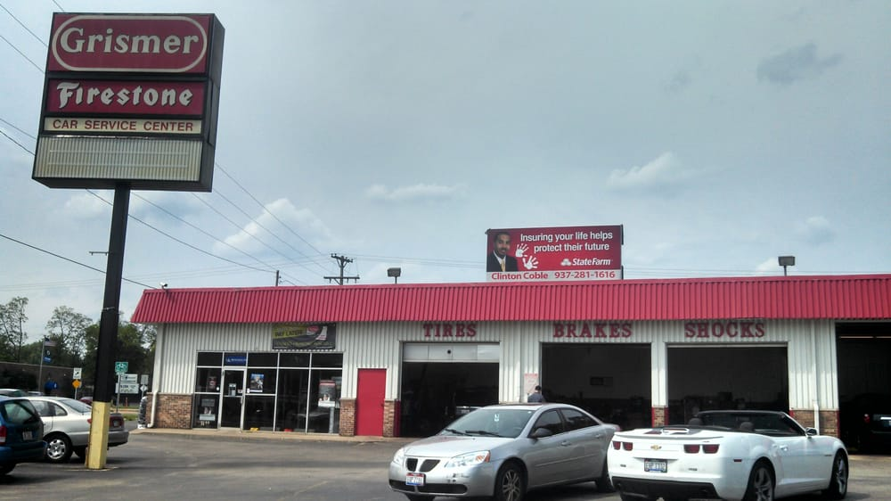 Grismer Tire & Auto Service