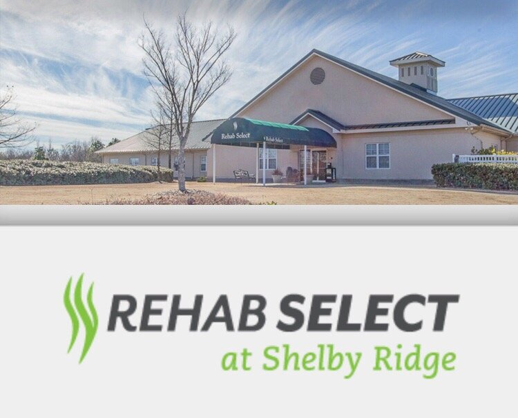 Rehab Select - Shelby Ridge: 881 3rd St NE, Alabaster, AL