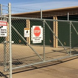 Photo of Casco Storage Units - Sioux Falls SD United States. Secured Gate & Casco Storage Units - Get Quote - Self Storage - 1700 E 39th St N ...