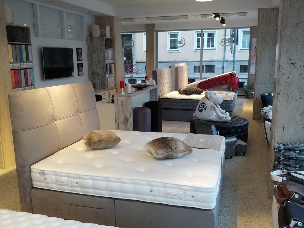 luxury beds m bel sterneckstr 6 salzburg telefonnummer yelp. Black Bedroom Furniture Sets. Home Design Ideas