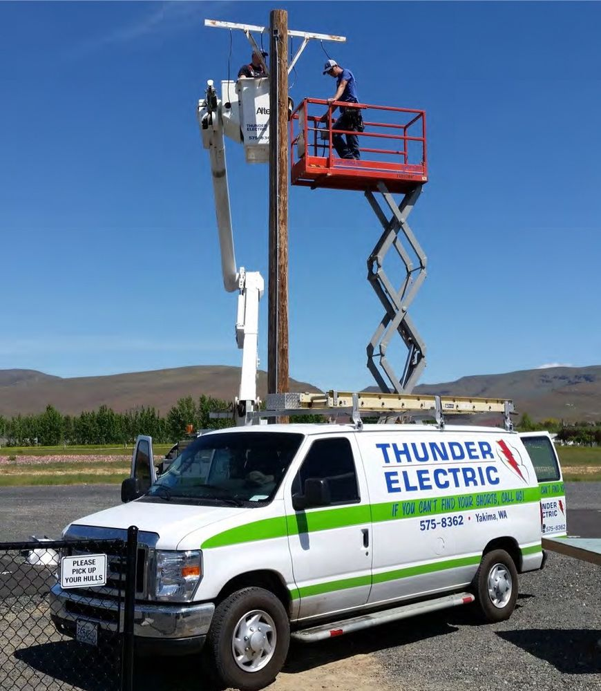 Thunder Electric: 704 River Rd, Yakima, WA