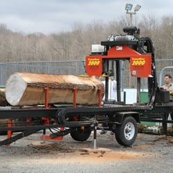 Mobile Sawmill NJ - Building Supplies - Andover, NJ - Phone Number