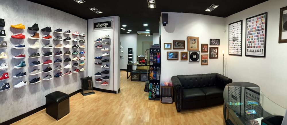 Legacy Sneakers