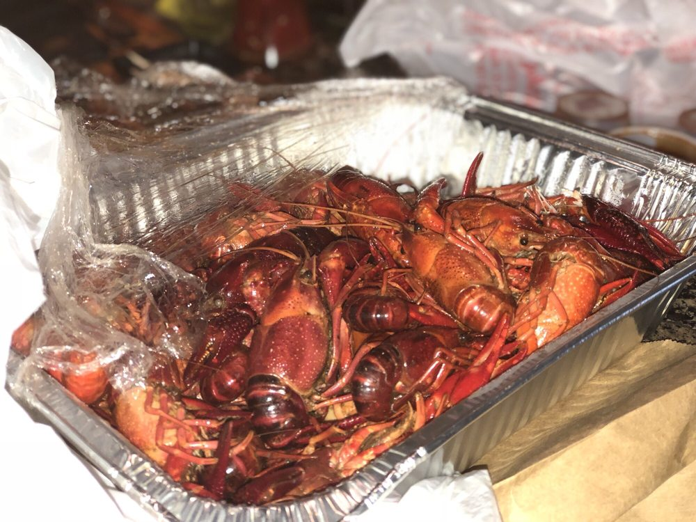 VIP New Orleans Seafood: 6811 Tara Blvd, Jonesboro, GA