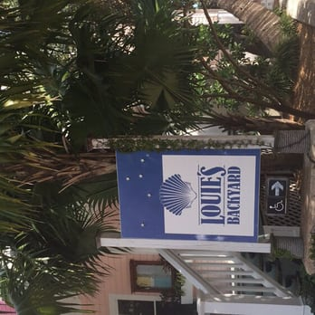 Louie's Backyard - Key West, FL, United States