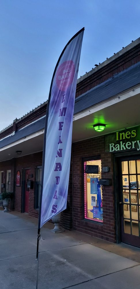 Ines Bakery: 112 West Main St, Gibsonville, NC