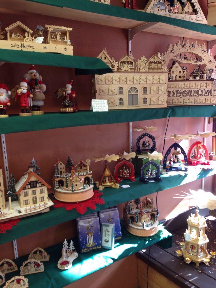 Gabriele's German Cookies & Chocolates: 413 Main St W, Ashland, WI