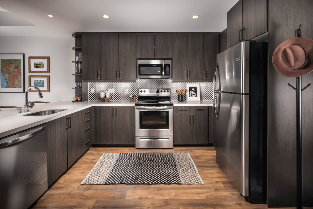 Photo of LA Plaza Village Apartments - Los Angeles, CA, United States. 1x1 Kitchen