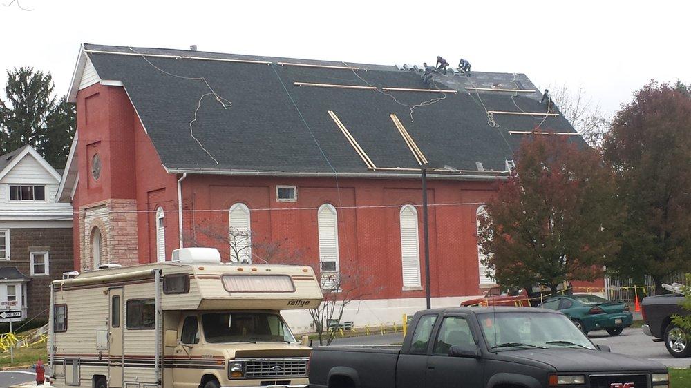R.J Moran Jr. Construction: 1526 Mine Lane Rd, Easton, PA