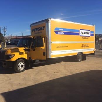 Penske Truck Rental Truck Rental 84035 Cabazon Rd Indio Ca