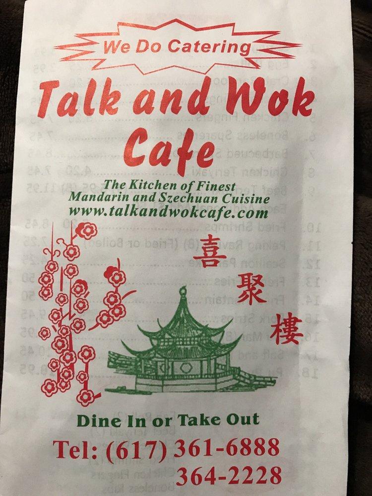Talk And Wok Cafe Hyde Park