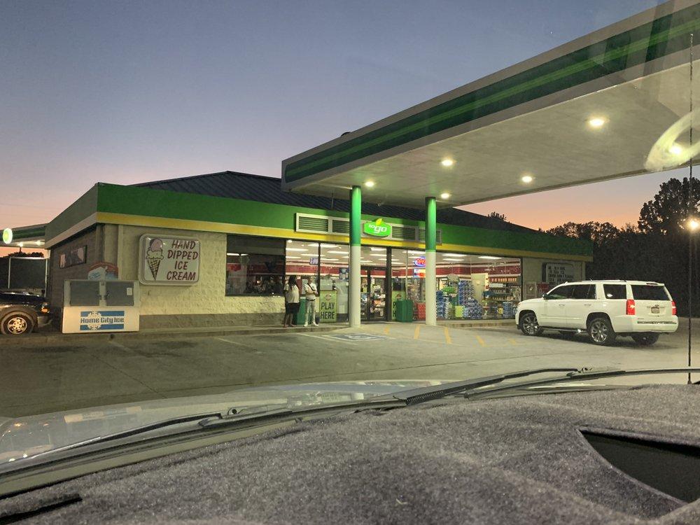 BP: 104 Gtm Pkwy, Rockmart, GA