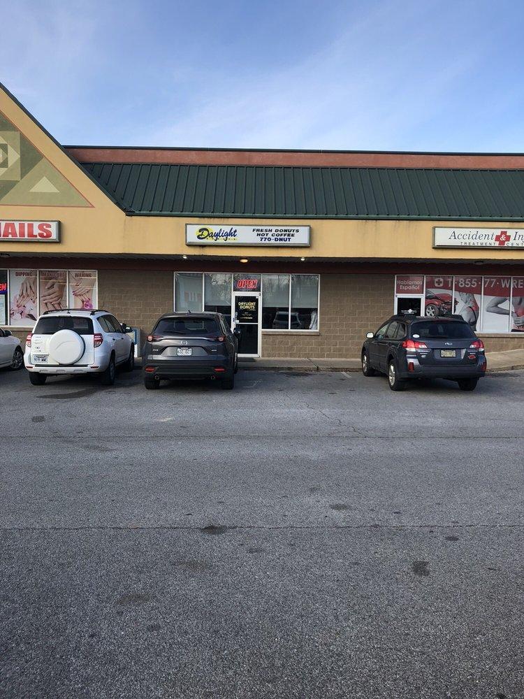 Daylight Donuts: 200 S Bloomington St, Lowell, AR